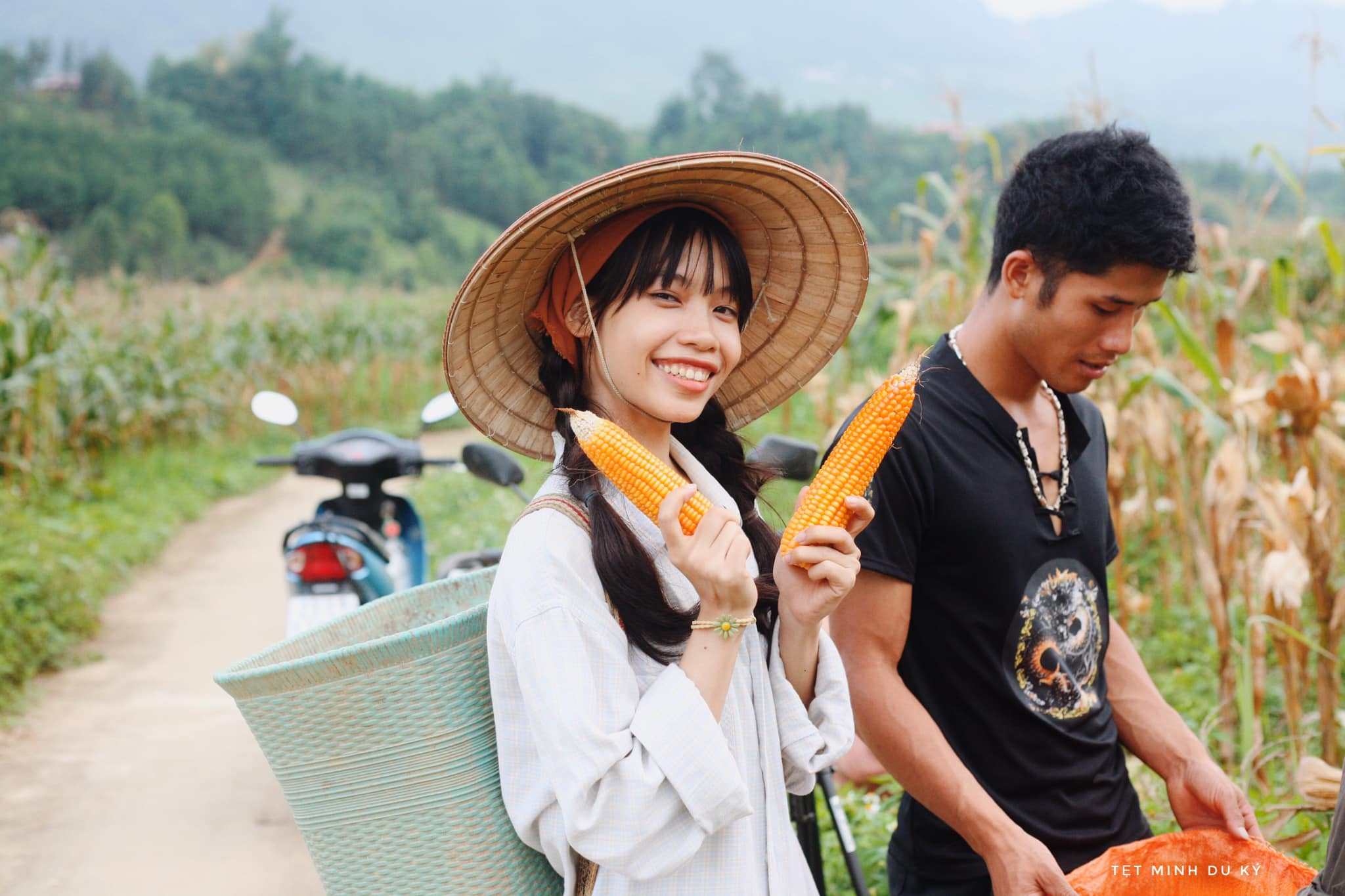 Du lịch cộng đồng sẽ là xu hướng trong năm 2021. Hình: Nguyễn Hoàng Anh Minh