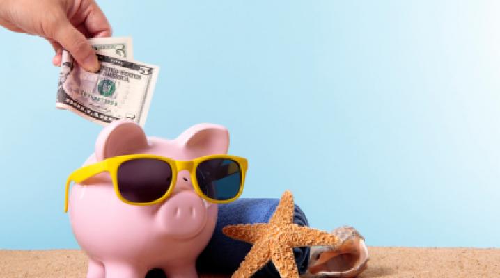 Hãy trách nhiệm và quyết tâm cao độ để tiết kiệm tiền cho chuyến du lịch đã lên kế hoạch