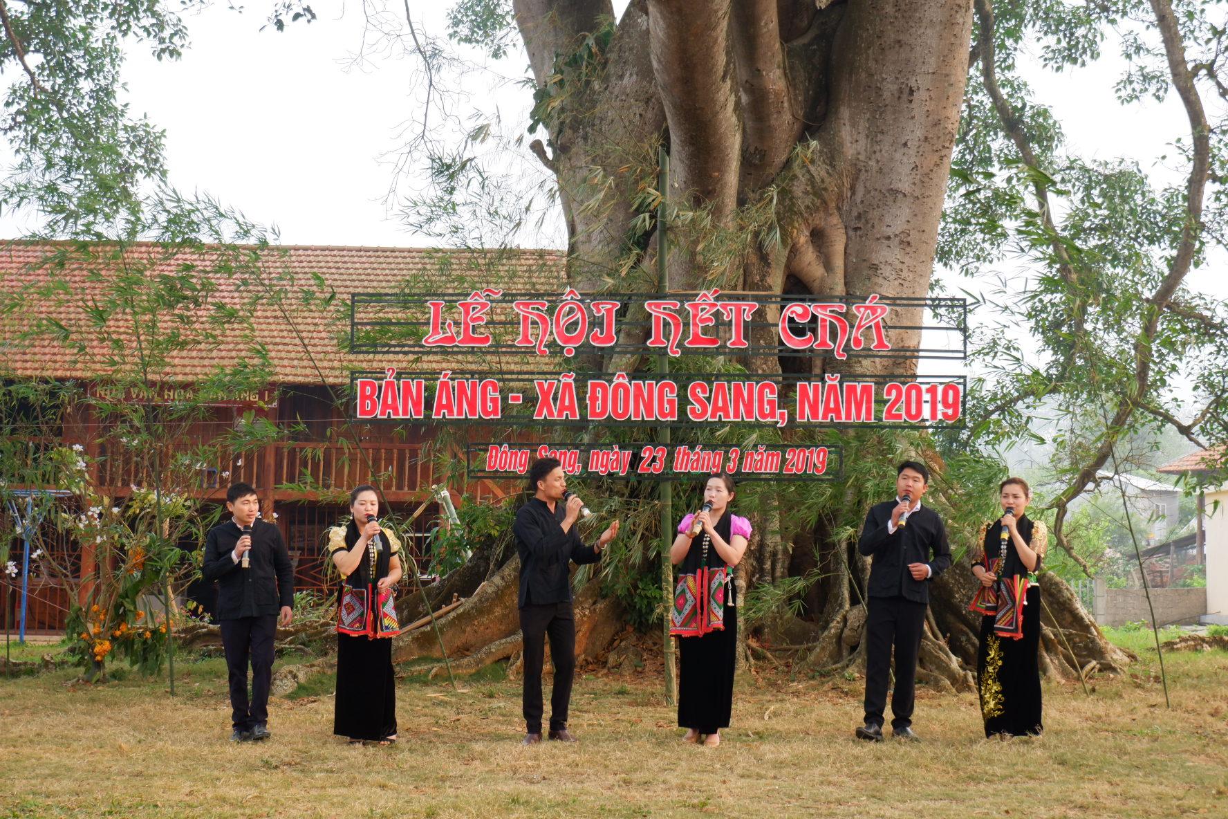 Lễ hội Hết Chá được xem là nét đẹp văn hóa của người dân tộc Thái ở Mộc Châu