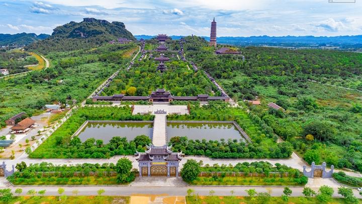 Chùa Bái Đính – Ngôi chùa lớn nhất Việt Nam