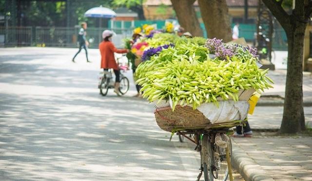 Thời tiết Hà Nội tháng 4 vô cùng lý tưởng cho những chuyến du lịch khám phá thủ đô