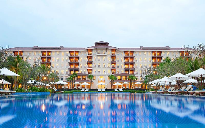 Vinpearl Luxury Đà Nẵng có hơn 200 phòng nghỉ đẳng cấp 5 sao +