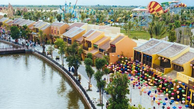 Bến cảng Giao Thoa là sự kết hợp giữa những giá trị truyền thống và nhịp sống hiện đại đầy màu sắc