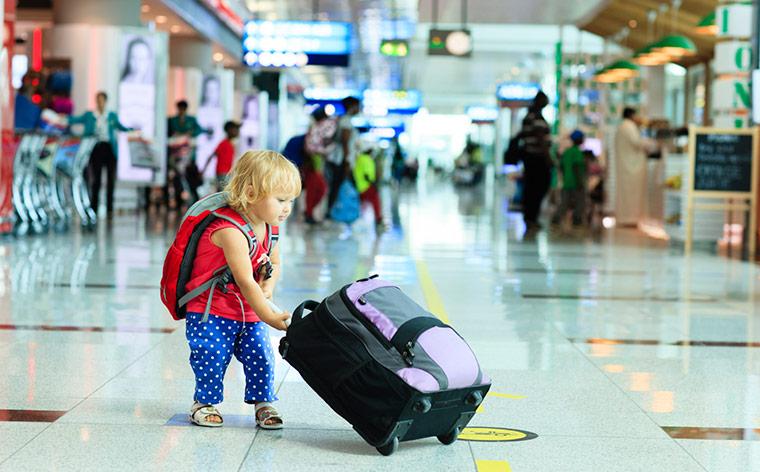 Những kỹ năng quan trọng cần dạy trẻ khi đi du lịch