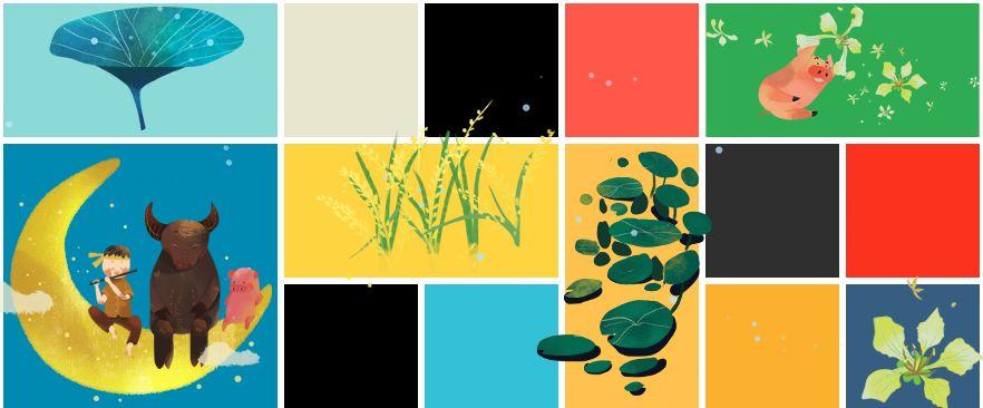Ứng dụng ghép ảnh Photo Grid Spark Post