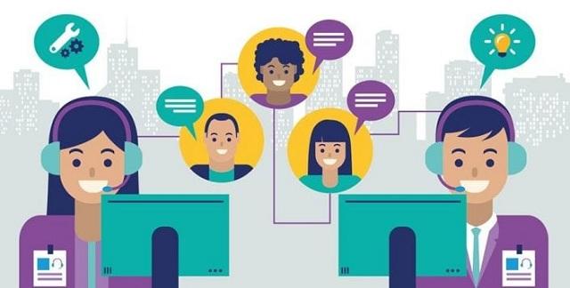 Khách hàng và nhà cung cấp có thể dễ dàng kết nối với nhau