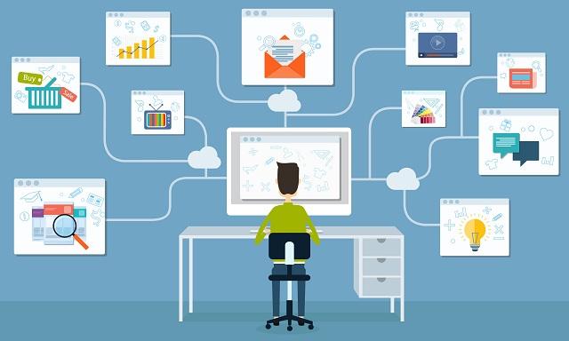 Phát triển kênh bán hàng online là một trong những phương pháp chuyển đổi số phổ biến hiện nay