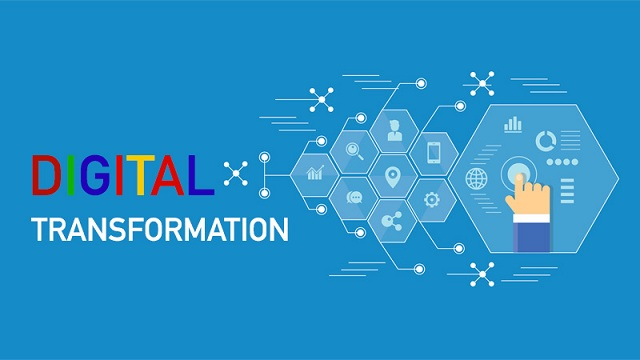 Chuyển đổi số thường được gọi bằng thuật ngữ tiếng Anh là Digital Transformation