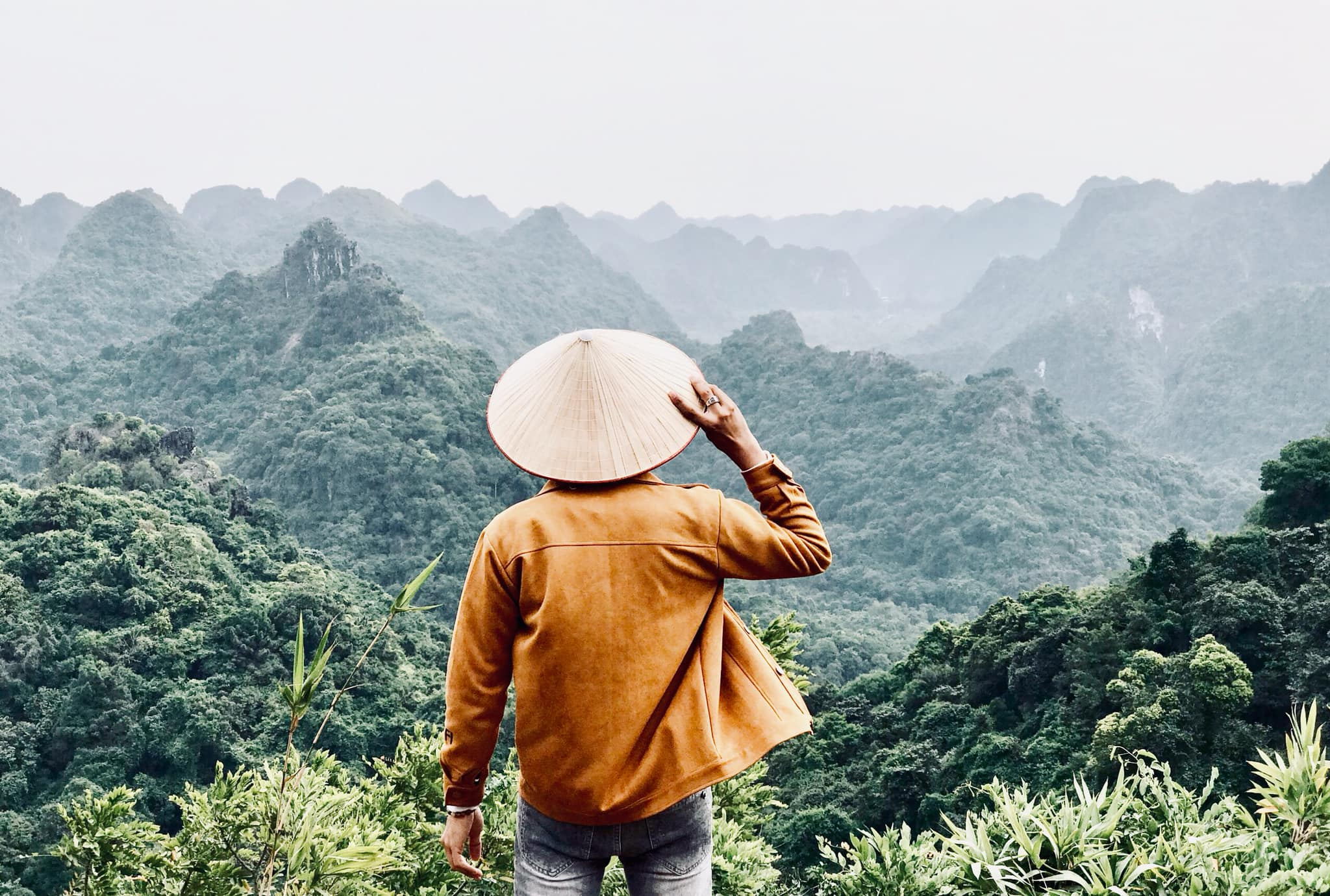 Vườn quốc gia Cát Bà. Hình: Azid Giau