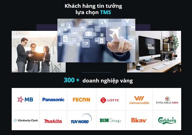 Hơn 300 doanh nghiệp tin tưởng lựa chọn VNTRIP TMS