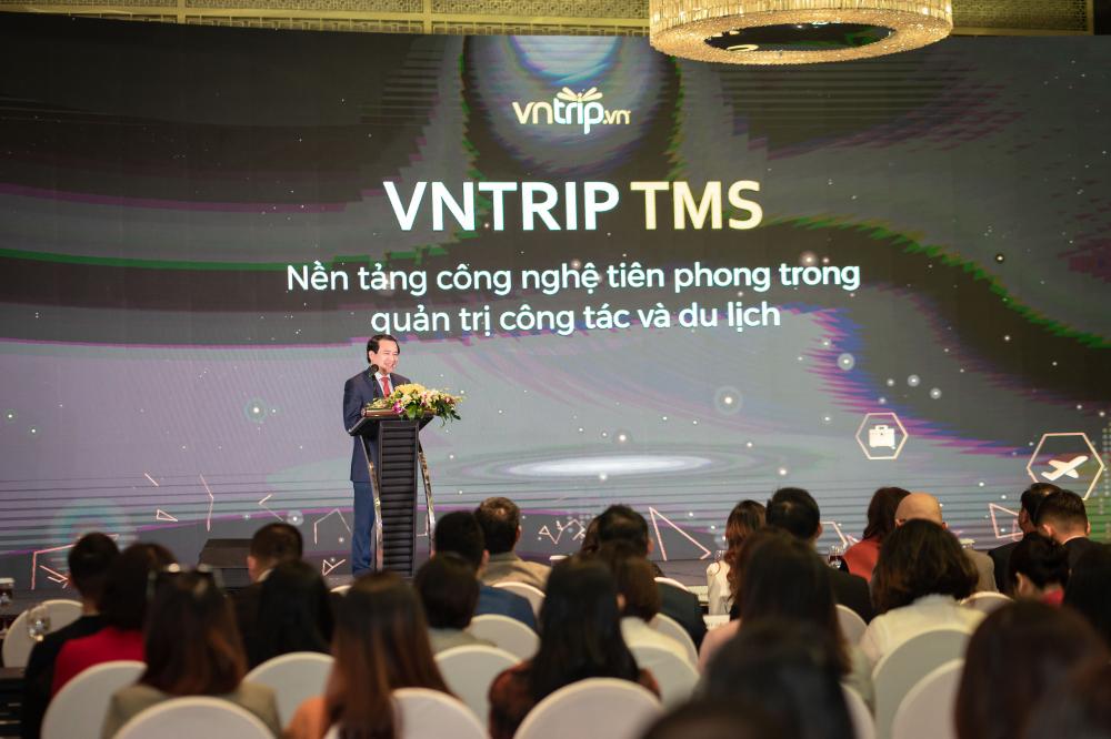 Vntrip ra mắt ứng dụng VNTRIP TMS