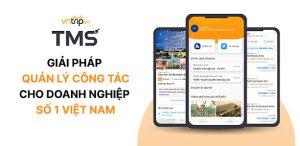 Giới thiệu ứng dụng mới TMS của Vntrip