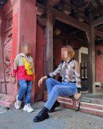 Hội An tăng cường nhắc nhở du khách không mặc hở hang