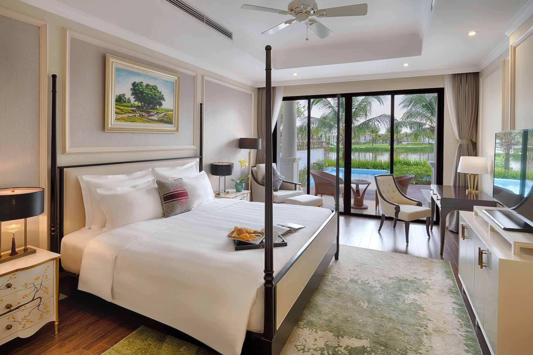 Villa tại Vinpearl Discovery 3 Phú Quốc. Hình: Sưu tầm