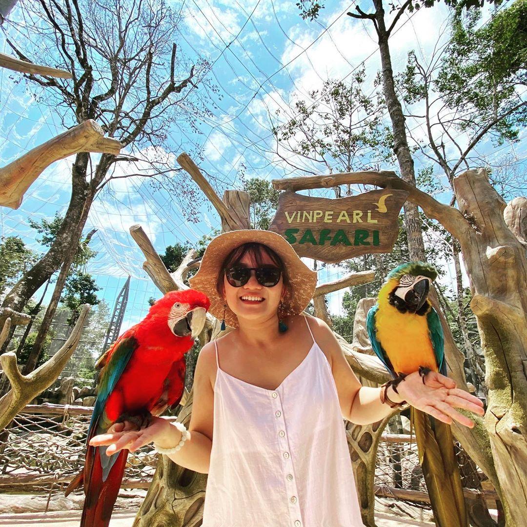 Vinpearl Safari Phú Quốc. Hình: Sưu tầm