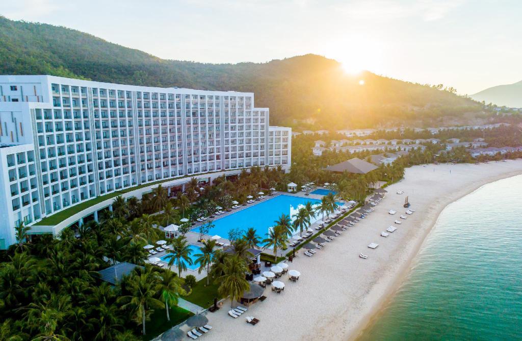 Vinpearl Resort & Spa Nha Trang Bay. Hình: Sưu tầm