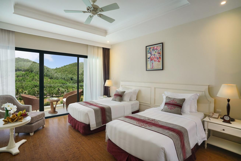 Phòng tại Vinpearl Resort & Spa Nha Trang Bay. Hình: Sưu tầm
