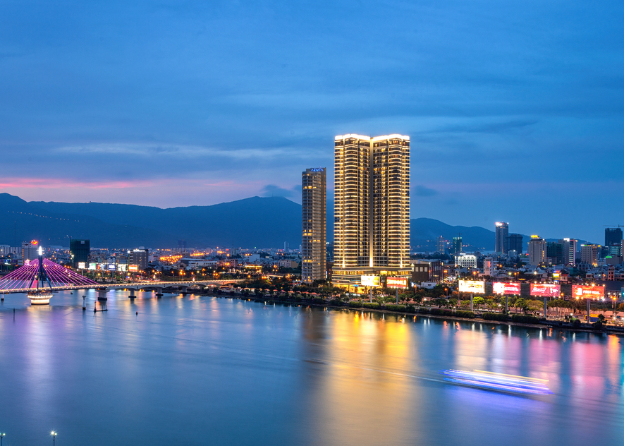 Vinpearl Condotel Riverfront Đà Nẵng. Hình: Sưu tầm