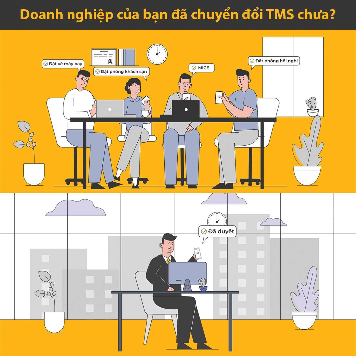 TMS giúp doanh nghiệp làm tốt công tác quản lý