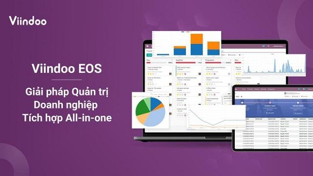Phần mềm quản lý chi phí Viindoo EOS