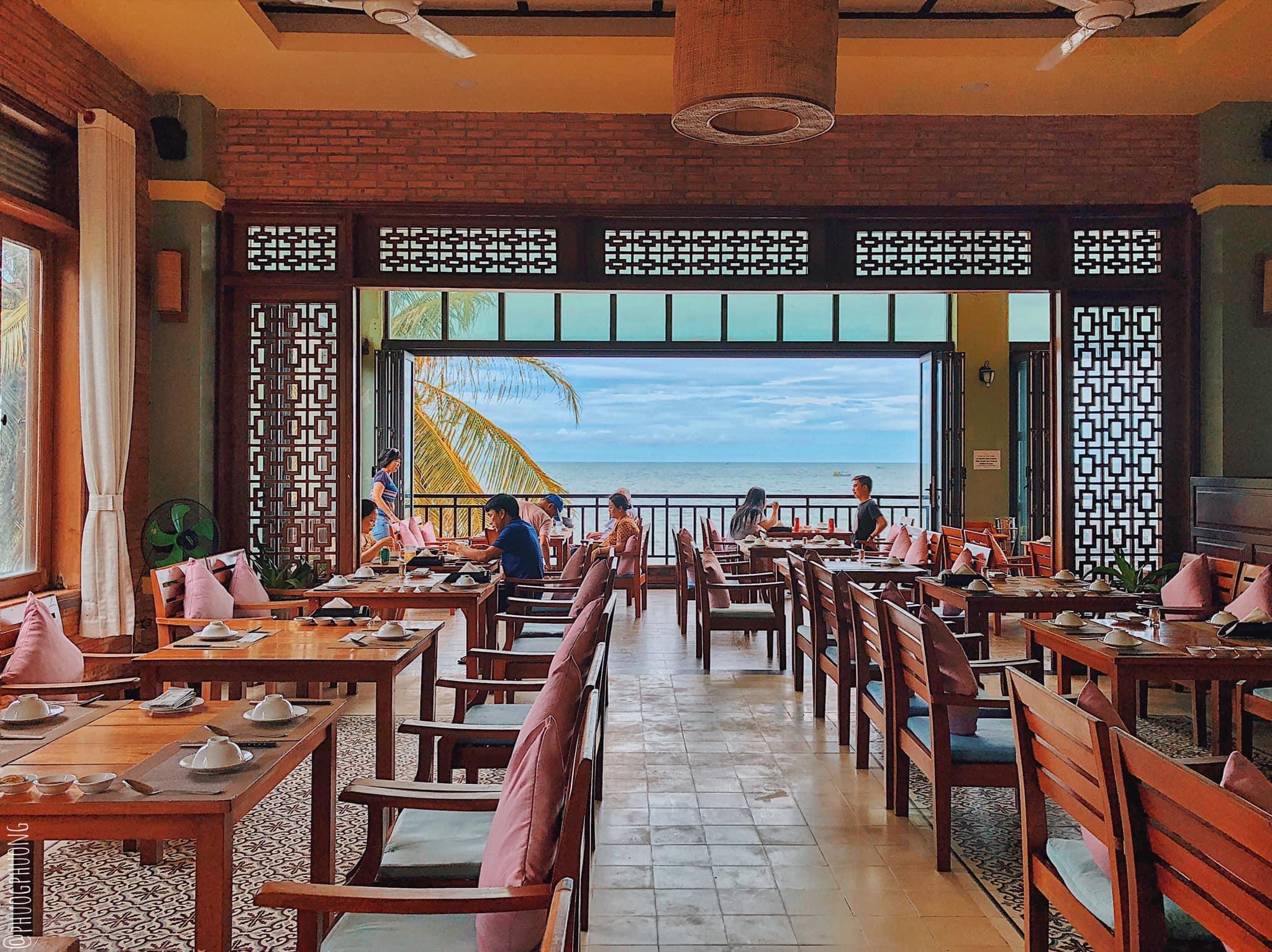 Xin Chào Restaurant - Cafe & Bar. Hình: Sưu tầm