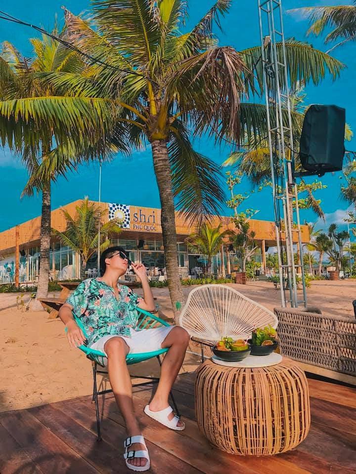 Shri Beach Club & Bar. Hình: Sưu tầm