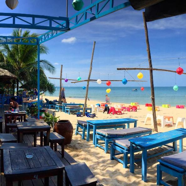 Rory's Beach Bar địa điểm check-in cực chill - Nguồn ảnh: Internet