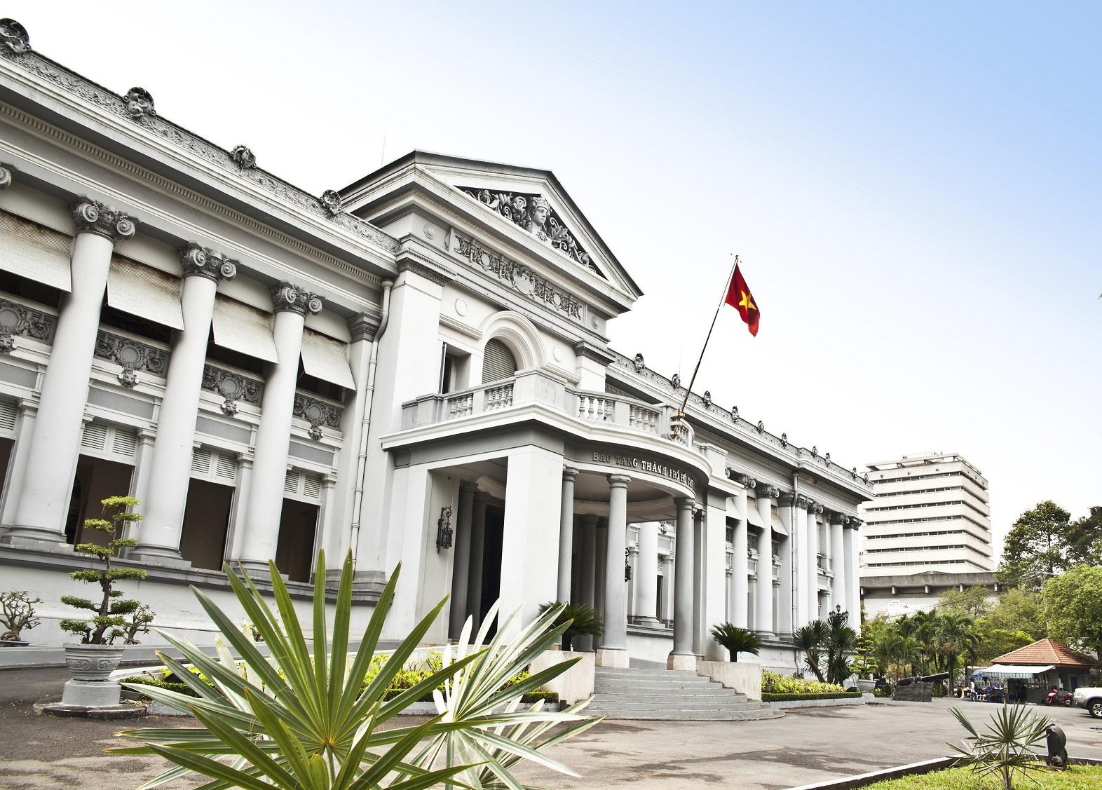 Những bảo tàng lịch sử nổi tiếng nhất ở Sài Gòn