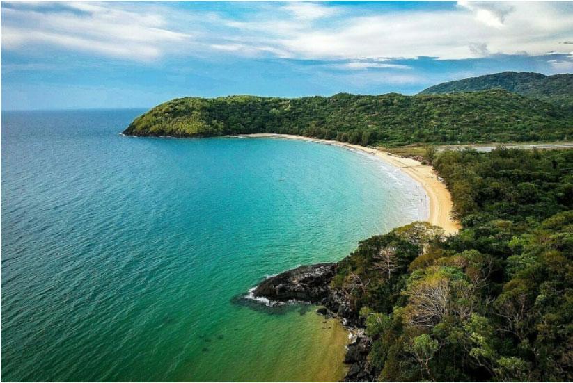 Côn đảo lọt top 25 bãi biển đẹp nhất trên thế giới