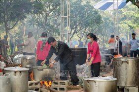 Phong phú các hoạt động dịp lễ Giỗ Tổ Hùng Vương tại TP Hồ Chí Minh
