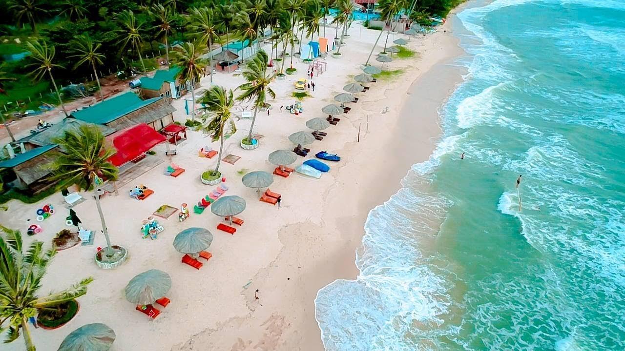 Toàn cảnh Golden Sand Bar Phú Quốc - Nguồn ảnh: Internet