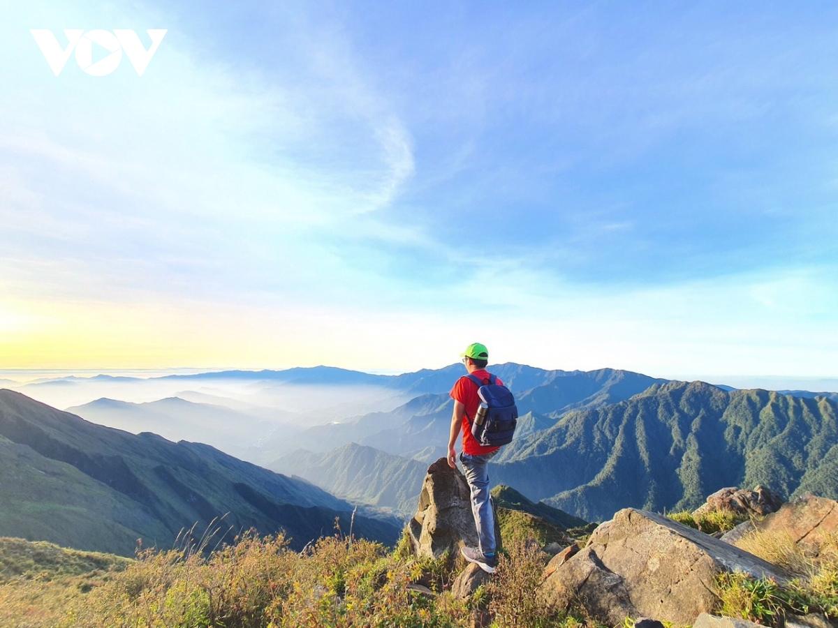 Trekking Tà Chì Nhù. Hình: Sưu tầm
