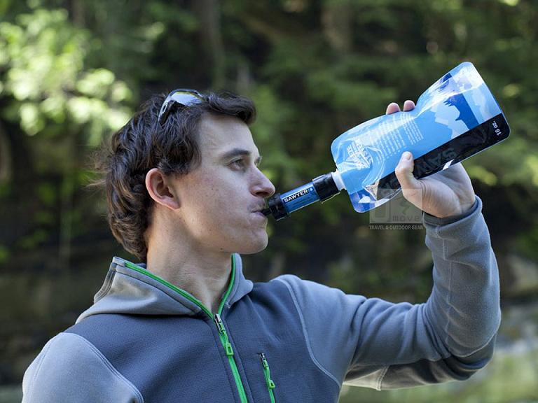 Mang theo đầy đủ nước và lương thực. Hình: Sưu tầm