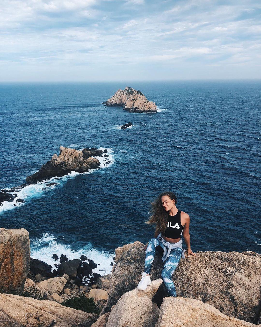 Đảo Robinson. Hình: @olgavolchenko