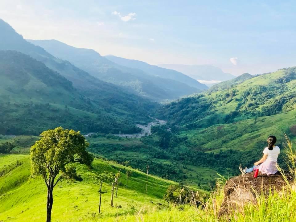 Trekking Tà Giang. Hình: Sưu tầm