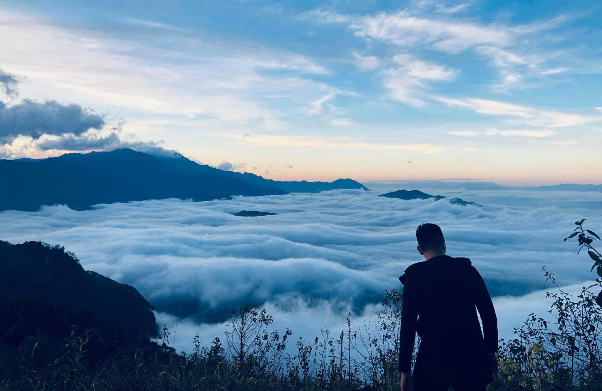 Những địa điểm trekking lý tưởng ở Việt Nam