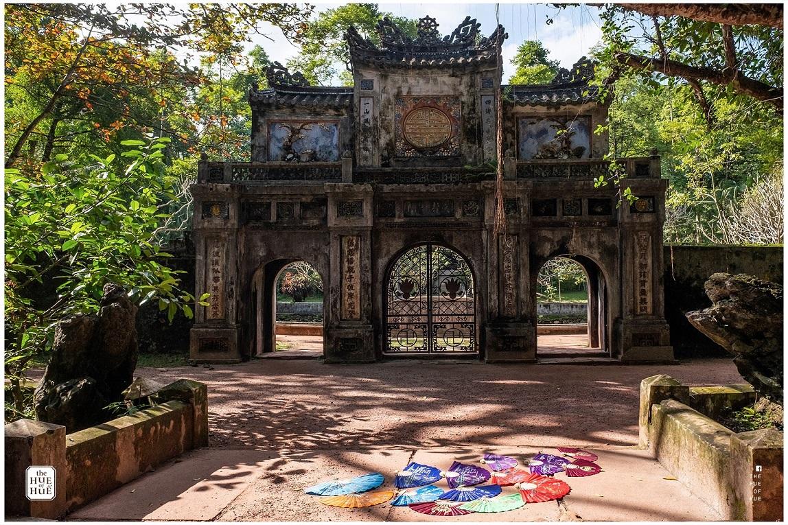 Check-in những ngôi chùa đẹp nhất xứ Huế