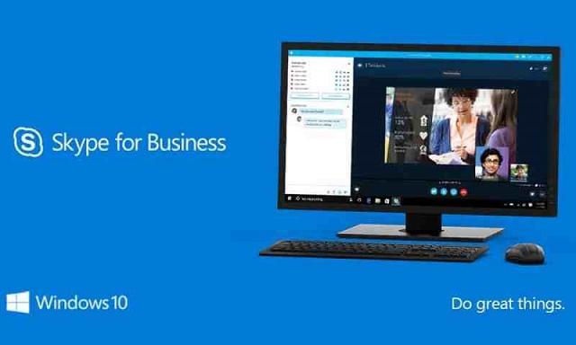 Phần mềm Skype cho doanh nghiệp