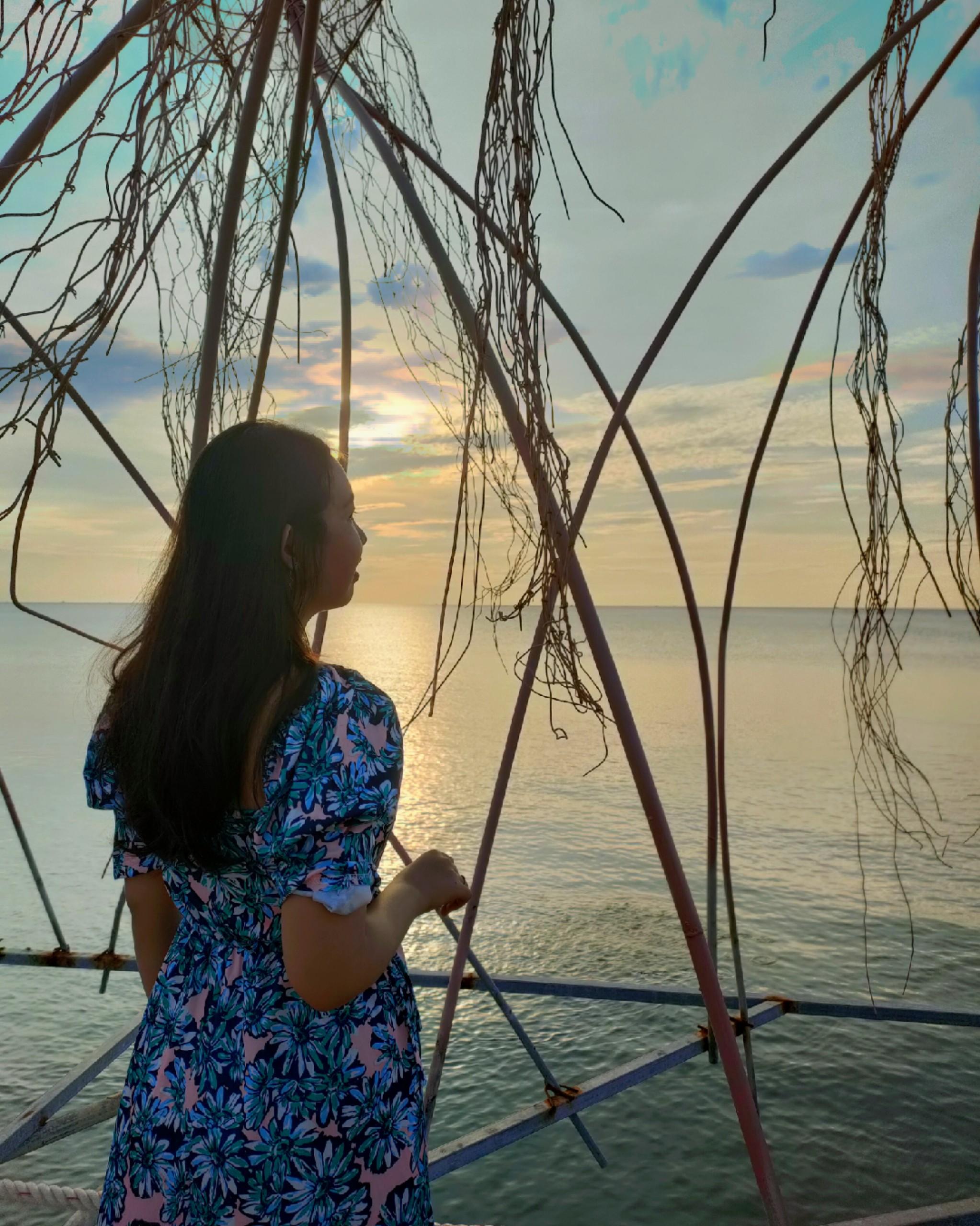 Ngắm hoàng hôn nhất định phải ghé Sunset Sanato - Nguồn ảnh: Internet