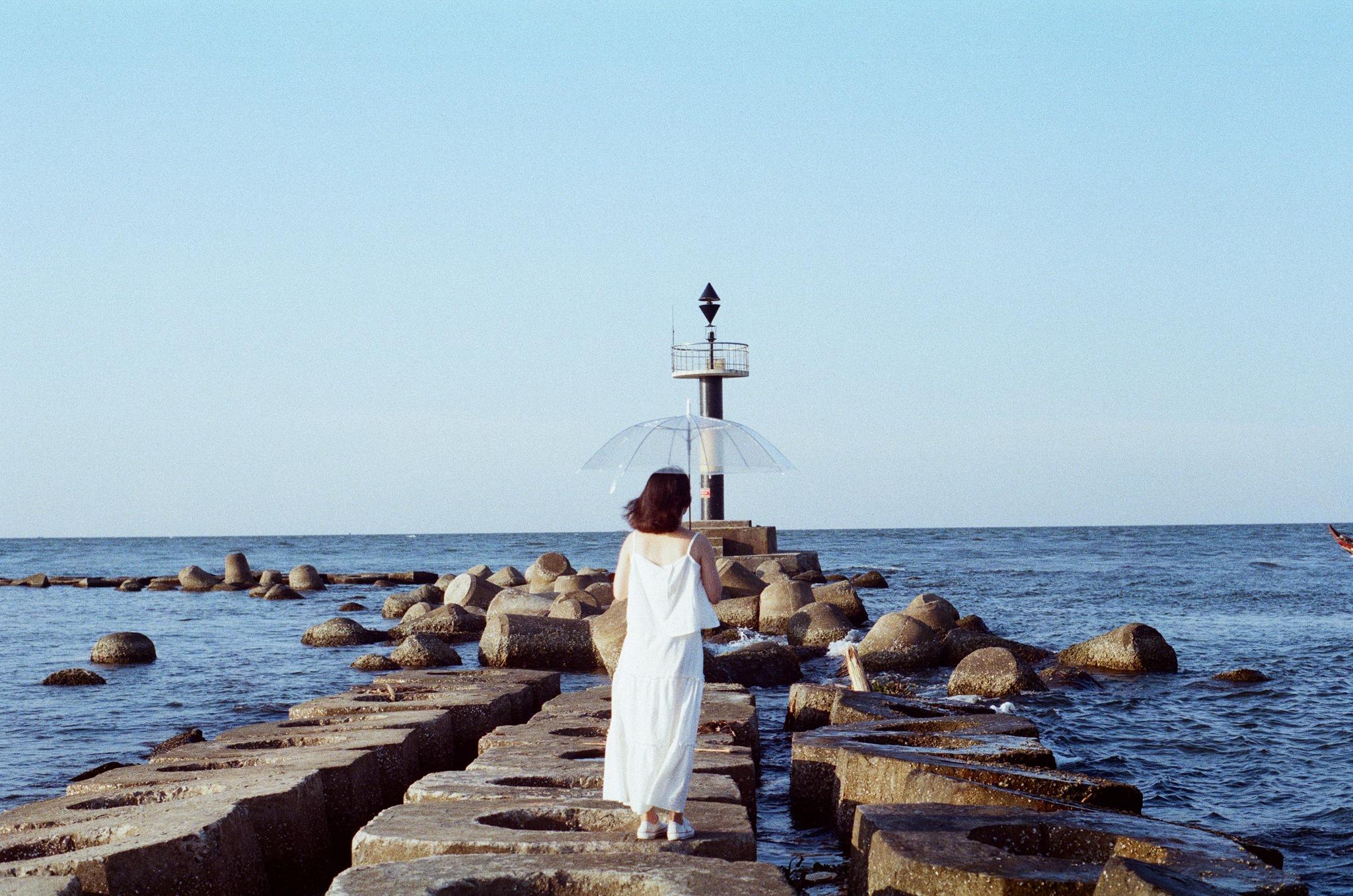 Biển Hải Dương. Hình: Hoàng Linh Hà