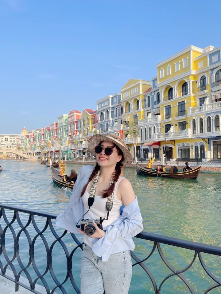 Grand World Phú Quốc. Hình: Nguyễn Hồng Thu Trang