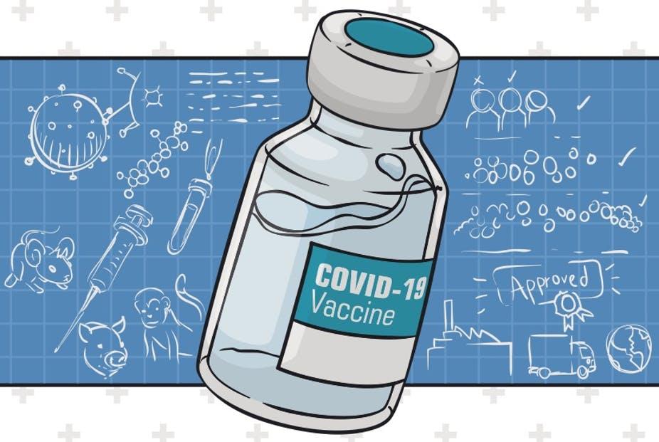 Tiêm vắc xin Covid-19 ngay khi có thể để bảo vệ an toàn cho bản thân và gia đình