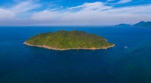 Khám phá vẻ đẹp hoang sơ ít người biết ở đảo Hòn Chảo Huế