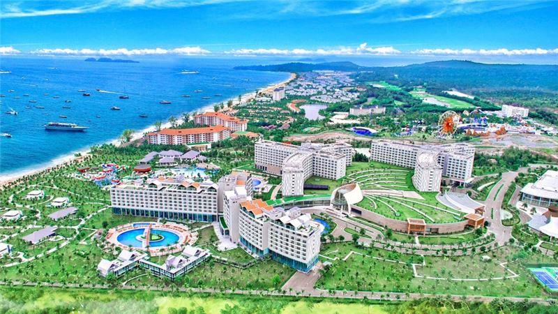 VinOasis Phú Quốc đang rất được các du khách ưa chuộng