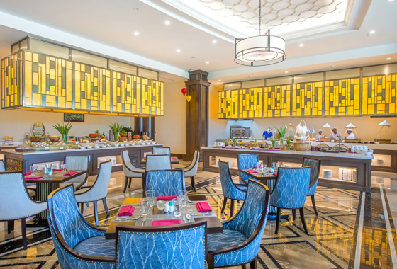 Không gian ẩm thực hấp dẫn mọi du khách