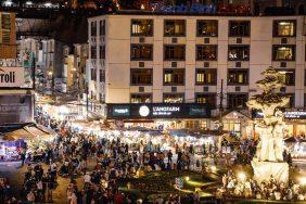 Lượng khách đến Đà Lạt tăng 180% so với cùng kỳ