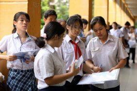 Xem điểm chuẩn lớp 10 năm 2021 Tại Hà Nội và TP HCM