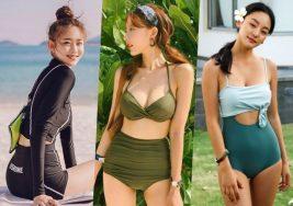 Mách nàng các kiểu bikini đi biển kín đáo, chẳng lo hớ hênh