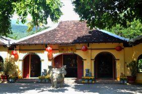 Các địa điểm tâm linh ở Côn Đảo