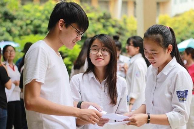 Thí sinh vẫn được cộng điểm khuyến khích khi đạt giải cao trong các cuộc thi. Ảnh: Internet